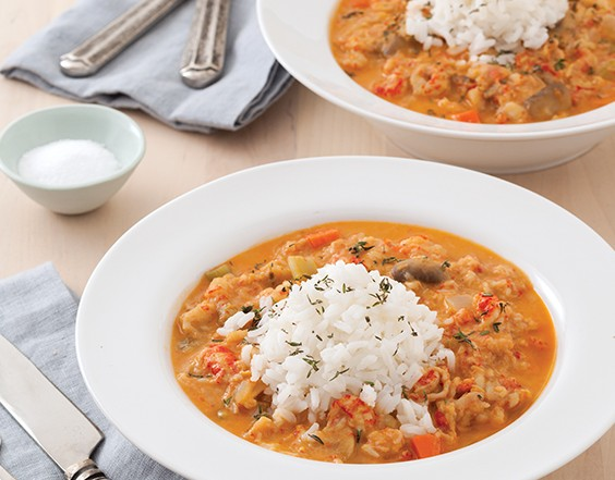 Crawfish Fricassee
