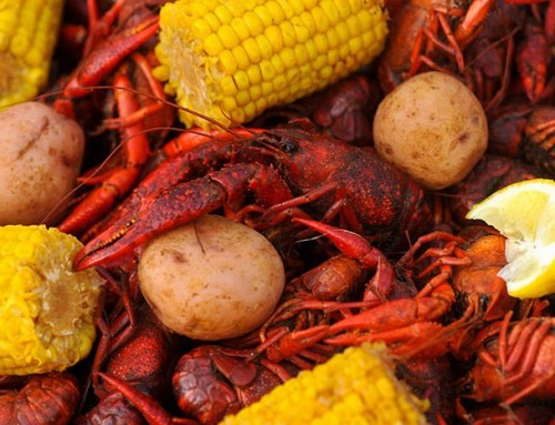 Celebrate Crawfish Season in Lake Charles