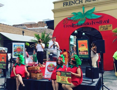 2017 French Market Creole Tomato Festival