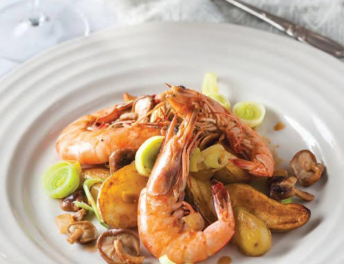 4 Ways to Cook Shrimp this Season