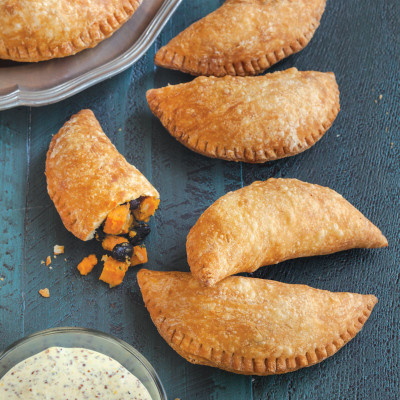 Savory Sweet Potato Hand Pie