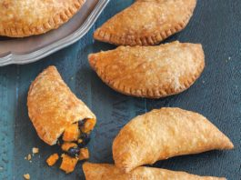 Savory Sweet Potato Hand Pie