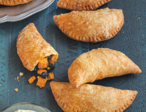 Savory Sweet Potato Pies