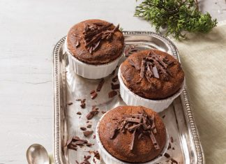 Light Chocolate Soufflè