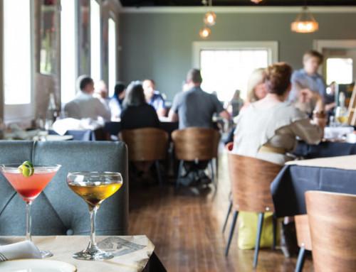 A Look Inside Kalurah Street Grill