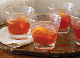 Satsuma Old Fashioned