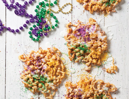 Our Favorite Mardi Gras Sweet Treats