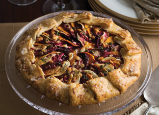 Root and Vegetable Galette