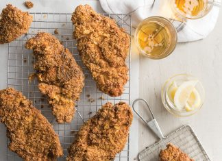 Spicy Cajun Fried Catfish