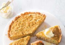 Crawfish and Andouille Cornbread