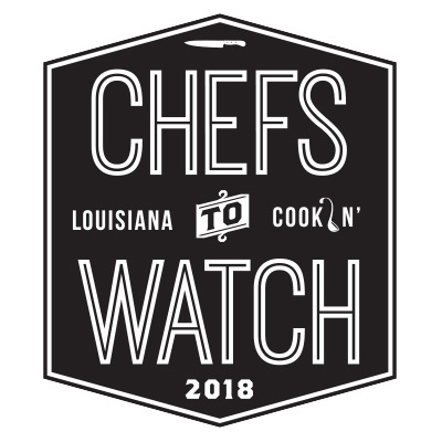 Louisiana Cookin' : Chefs to Watch 2018